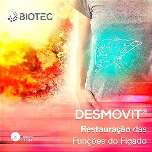 Desmovit 500mg : Hepatoprotetor Detox Hepático