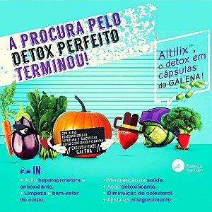 Altilix 200mg : Original Galena Detox Perda de Peso
