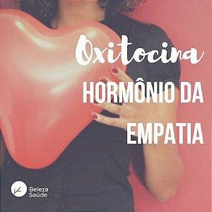 Ocitocina 10ui : Hormônio do Amor e da Convivência Social - 130 doses