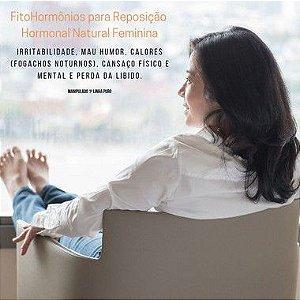 Fito Hormônio para Reposição Hormonal Natural Feminina - 75 doses