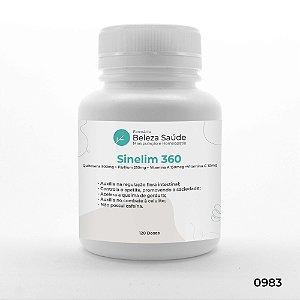 Sinelim 360 - Similar não Idêntico Manipulado - 120 doses