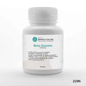 Beta Glucana 1000mg : Fortalecimento Imunidade 30 Cápsulas
