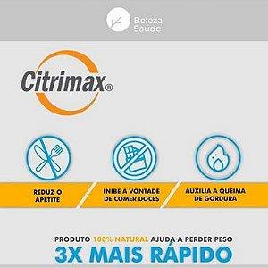 Citrimax + Lactob Gasseri : Probiótico Controle da Fome - 90 doses