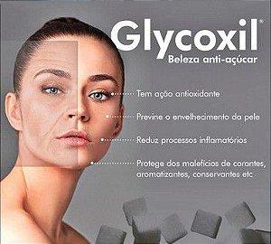 Glycoxil 100mg Antienvelhecimento e Diminui Rugas - 120 doses