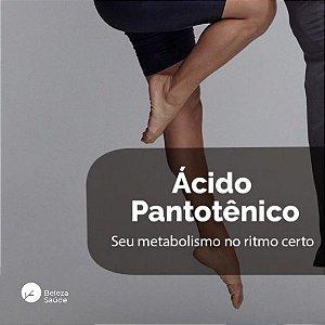 Vitamina B5 ( Ácido Pantotênico ) 300mg : 180 Cápsulas