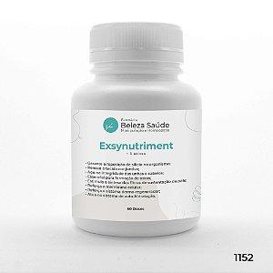 Exsynutriment + 3 Ativos - Combate Celulite - 60 doses