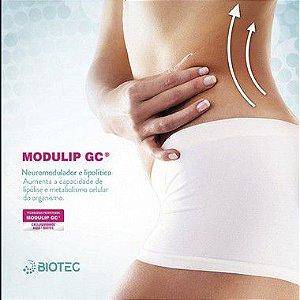 Modulip GC 200mg : Ativo Modulador Corporal de Última Geração - 60 doses