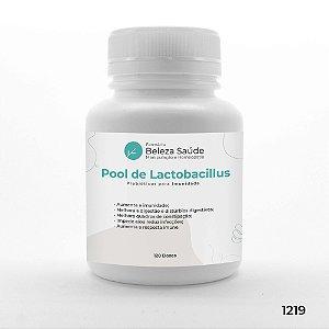 Probióticos para Aumentar a Imunidade - 120 doses