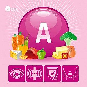 Vitamina A 1.000ui : 240 Capsulas