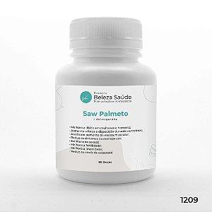 Saw Palmeto + Ashwagandha - Aumenta Desempenho - 90 doses