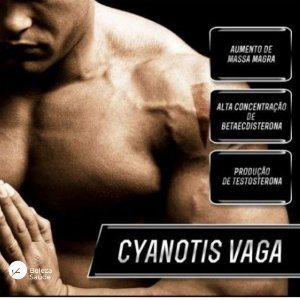 Cyanotis Vaga 200mg : 60 Cápsulas