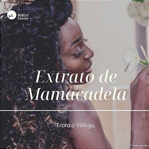 Mamacadela 500mg : 200 Cápsulas Auxiliar Contra Vitiligo