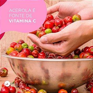 Acerola 500mg : ( Rica Em Vitamina C ) 240 Cápsulas
