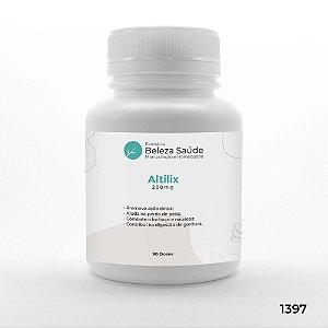Altilix 200mg : Original Galena Detox Perda de Peso - 90 doses