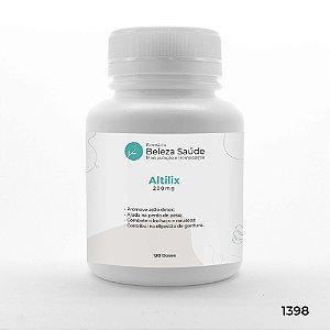 Altilix 200mg : Original Galena Detox Perda de Peso - 120 doses
