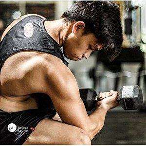 Arginina + Ornitina + Lisina : Suplemento para Ganho de Força e Aumento de Massa Muscular - 100 doses