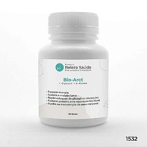 Bio Arct + Glycoxil + 6 Ativos - Acelera o Metabolismo - 90 doses
