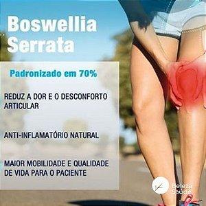 Boswellia Serrata 400mg : Para sua Saúde Corporal - 120 doses