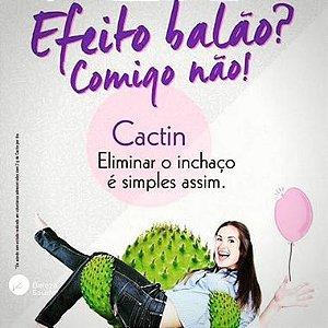 Cactin 500mg - Drenagem Linfática em Cápsulas - 60 doses