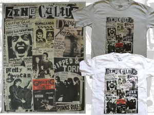 Camiseta coleção Zine Culture, Pioneers