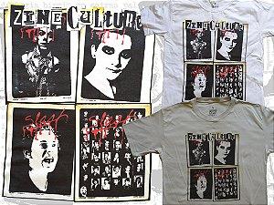 Camiseta coleção Zine Culture Slash