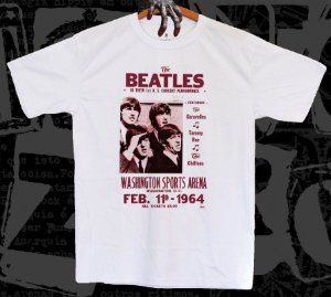 Beatles live in the USA