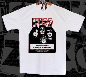 Kiss - Rochester Arena