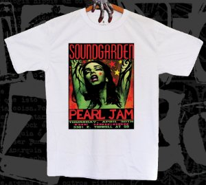 Soundgarden + Pearl Jam