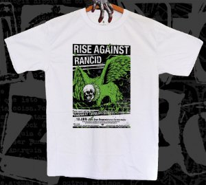 Rise Against + Rancid