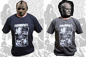 Camiseta Ramones - Live