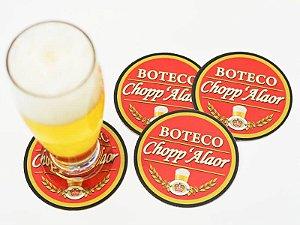Bolacha de Chopp personalizada em Campinas