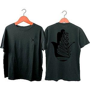 Camiseta Zen Co Surfing Mão de Fátima