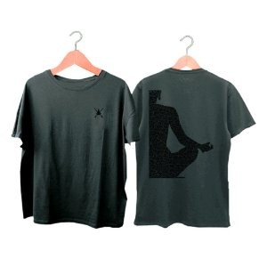 Camiseta Zen Co Surfing Meditation
