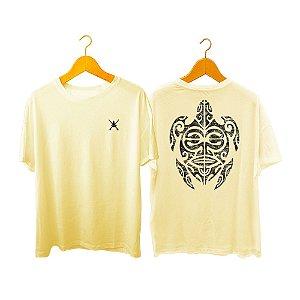 Camiseta tartaruga maori Zen Co