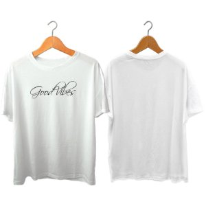 Camiseta Zen Co Good Vibes