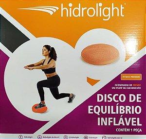 DISCO DE EQUILÍBRIO INFLÁVEL HIDROLIGHT
