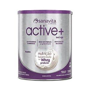 ACTIVE + BEST AGE - NEUTRO 400G