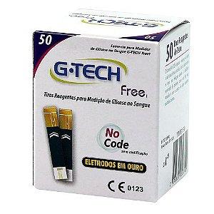 TIRAS G-TECH FREE C/ 50 UN