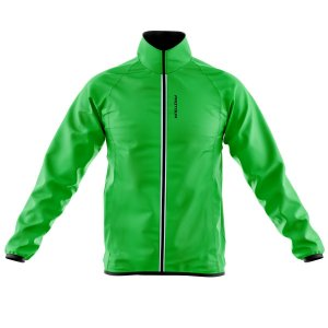 Jaqueta Ciclismo Corta Vento Pro Tour Verde