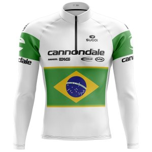 Camisa Manga longa Ciclismo Mountain Bike Cannondale MOD 61