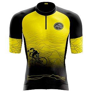 Camisa Ciclismo Masculina Manga Curta Smart Mtb