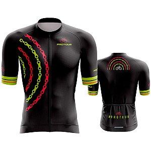 Camisa Ciclismo Pro Tour Premium Correntes Mountain Bike