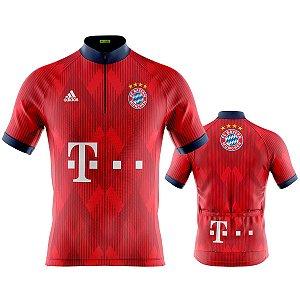 Camisa Masculina Manga Curta Bayern München MTB Mod 277