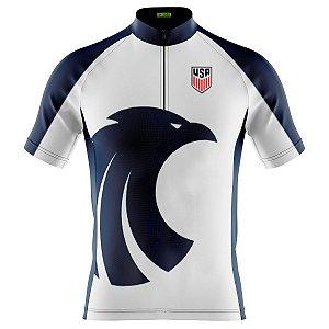 Camisa Ciclismo Mountain Bike Seleção USA