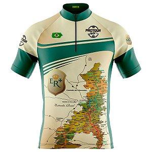 Camisa Ciclismo Masculina Mountain Bike Pro Tour Estrada Real