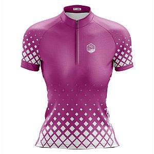 Camisa Ciclismo MTB Feminina Pro Tour Bike Pitty