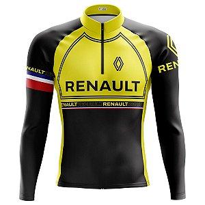 Camisa Ciclismo Masculina Mountain Bike Renault 165