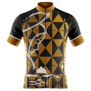 Camisa Ciclismo Masculina Mountain Bike Pro Tour Nossa Senhora Dourada