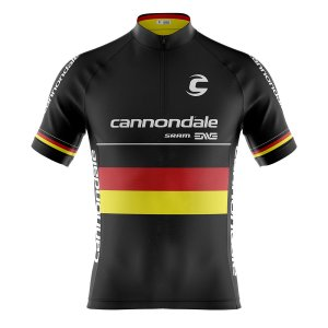 Camisa Ciclismo MTB Cannondale Alemanha