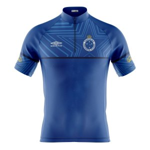 Camisa Ciclismo Mountain Bike Cruzeiro